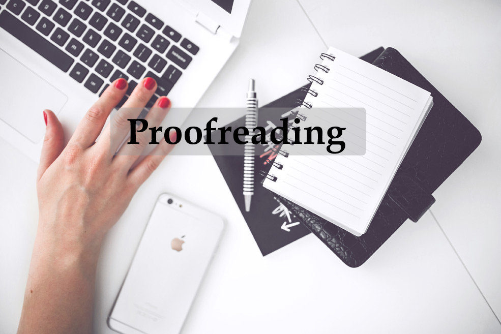 Proofread marketing content for more than just misspelled words