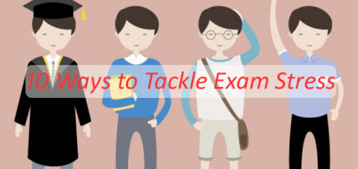 10 ways to tackle exam stress