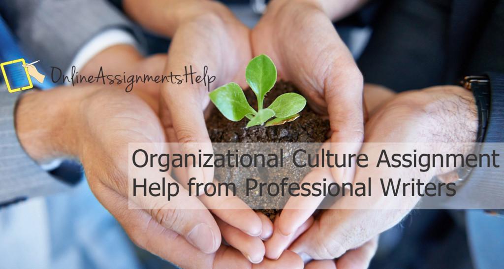 benefits of organisational culture