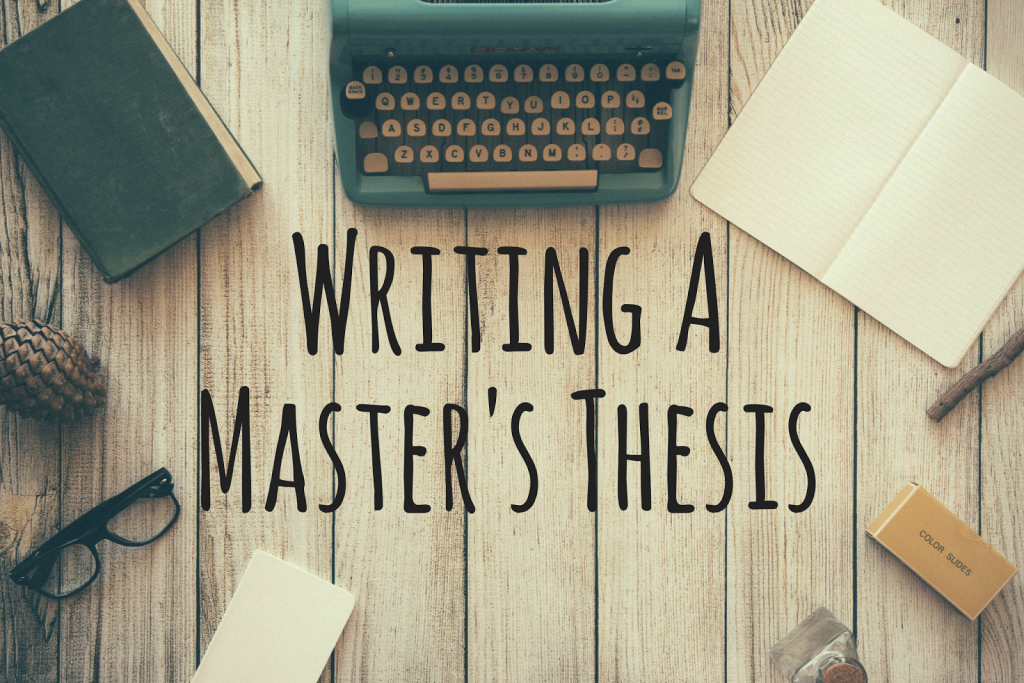 Write my masters thesis for me