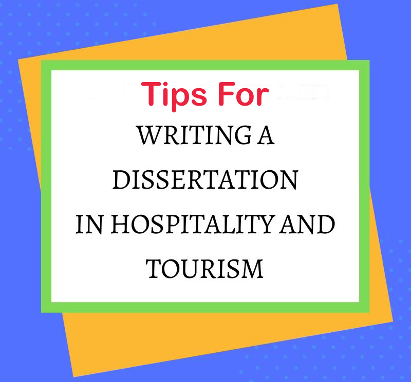 Phd thesis in hospitality industry